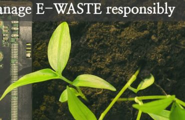 Managing E-waste in India