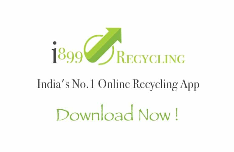 Online recycling app