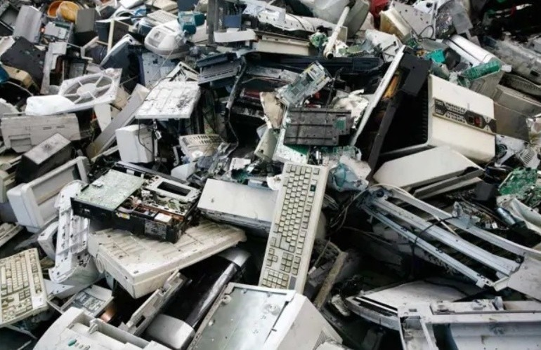computer salvage recycling