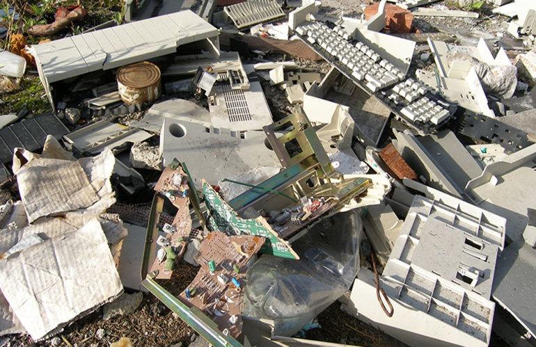 Hazardous E-waste Recycling